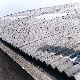 Plaques de fibro ciment